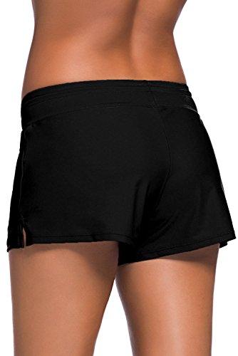 Burkshires - Shorts - para mujer negro