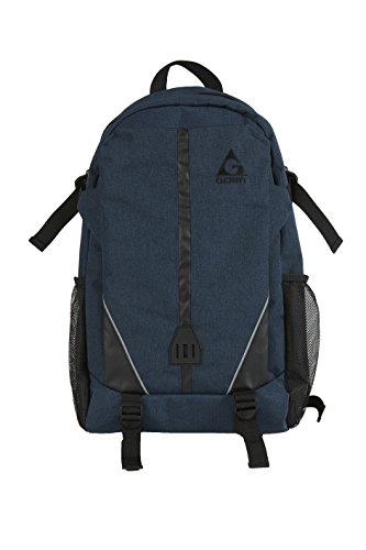 Gerry Outdoors - Elwood Heather Polyester Multi Compartment Backpack, Navy