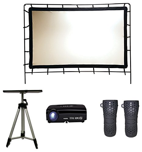 Outdoor Projection Theater Kit