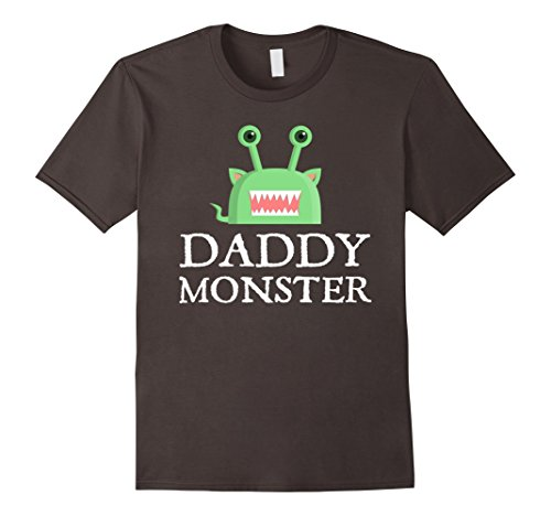 Mens Family Halloween Costumes Monster Daddy Tee Gift