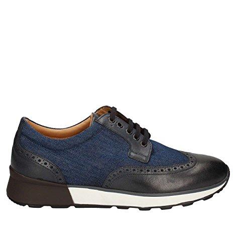 Soldini 20132 3 U72 Sneakers Uomo Blu 40
