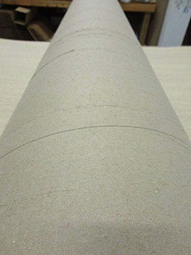 JSO Wood Products Tube Thick Cardboard 56