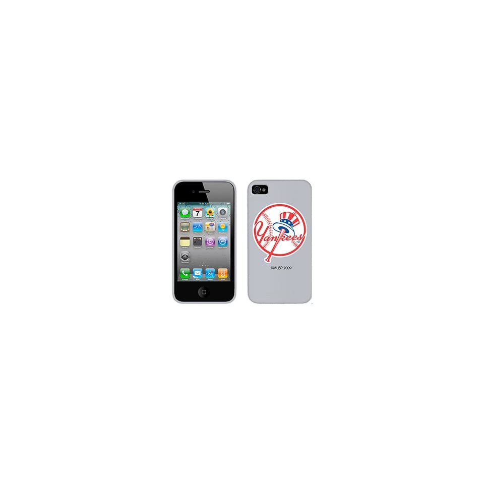 New York Yankees Yankees on Verizon iPhone 4 Case by