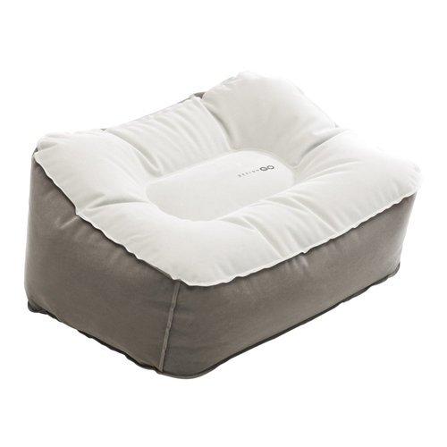 Footrest & Lumbar Support Pillow SET | Ergonomic Design For