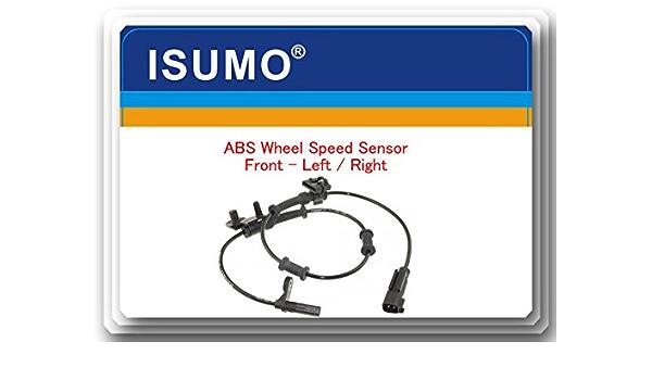 INEEDUP ALS2059 ABS wheel speed sensor ABS Sensor Compatible for 2011-2012 2014-2015 Dodge Durango
