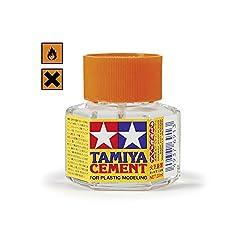 Tamiya TAM87012 Plastic Cement 20ml from Tamiya