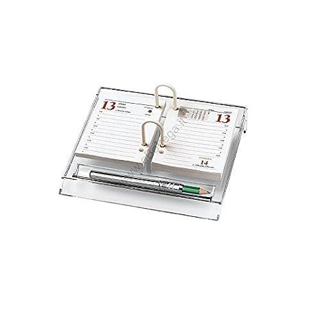 Calendario Zodiacale.Base Porta Calendario Almanacco O Zodiaco In Plex Trasparente Con Portapenna