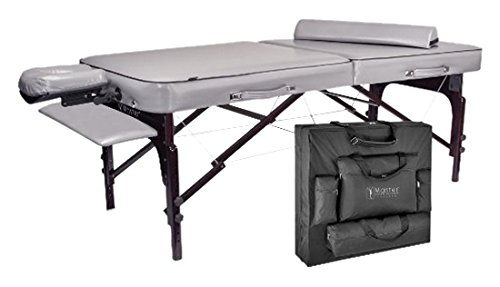 Master-Massage-30-Montour-Lx-Massage-Table-Package-with-3-Memory-FoamDove-Grey