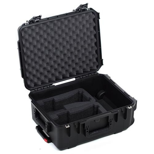 Hive Hard Rolling Case for Two Wasp 100-C LED Lights by Hive