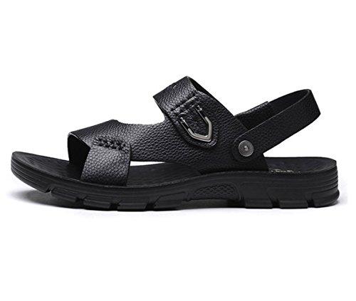De Zapatillas De Playa Black De De Sandalias Hombres Zapatos Plataforma Verano La Los Antideslizantes pwgqHxYB