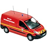 Norev - 479858 - Véhicule Miniature - Modèle À L'Échelle - Peugeot Expert - Pompier Dépannage - Echelle 1/43