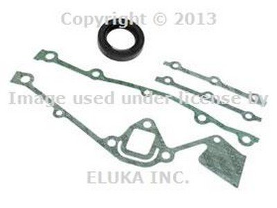 BMW Genuine Gasket Set - Timing Cover for 1602 2002 2002tii 320i 318i 2000