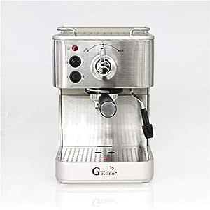 MAO Cafetera Espresso expreso Acero Inoxidable Tanque de ...