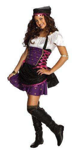 Gypsy Tween Costume - Gypsy Costumes For Tweens