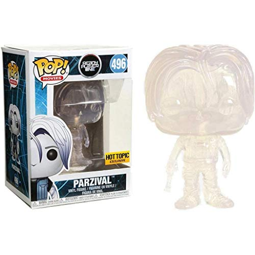 Funko Ready Player One Pop! Vinyl Parzibal Translucent Exclusive