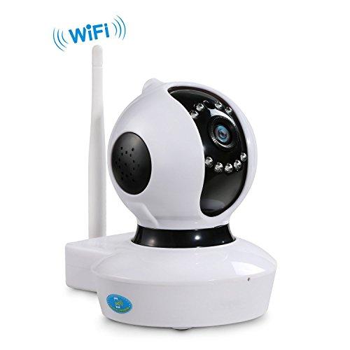 lefun wireless camera baby monitor wifi ip surveillance camera video recording tilt remote. Black Bedroom Furniture Sets. Home Design Ideas