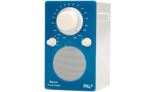 Tivoli Audio PALBTGB PAL BT Bluetooth Portable AM/FM Radio