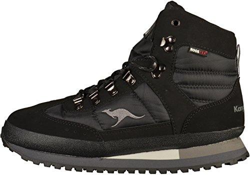 Snow RTX Boots Skor Kangaroos Black K Women's xqFtW7Ivw