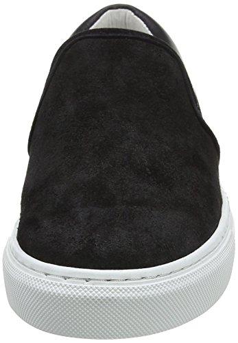 Black Wood Basse Unisex Slip Wood on Adulto Sneaker Ww Nero Quinn Shoes 4HRqd4Ywv