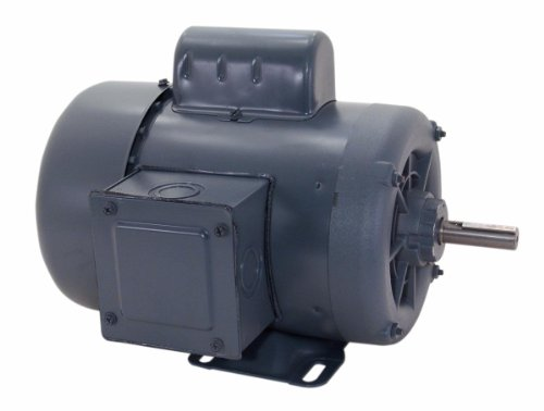 A.O. Smith C313 1 HP, 1725 RPM, 1 Speed, 230/115 Volts, 6.0/12.0 Amps, Manual Protector, TEFC Enclosure Farm Duty Motor