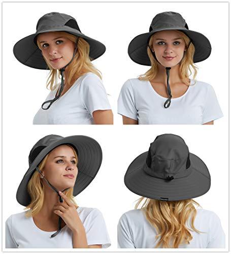 1490ea0178a EINSKEY Men s Waterproof Sun Hat
