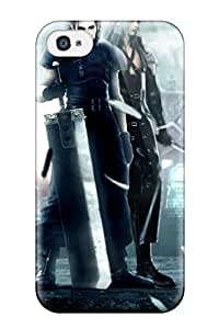 Snap-on Case Designed For Iphone 4/4s- Final Fantasy Crisis Core