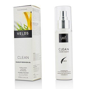 Veld's Clean Makeup Remover Oil 100ml/3.4oz by VELDS (Image #1)