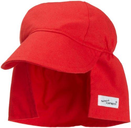 Flap Happy Clothes - Flap Happy Flap Hat, Red X Large
