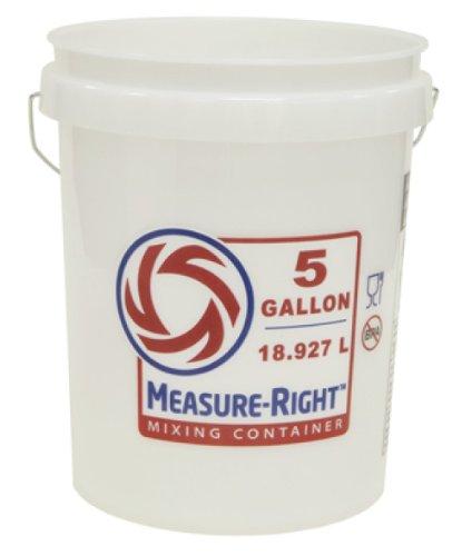 5 gallon bucket mixing - 6
