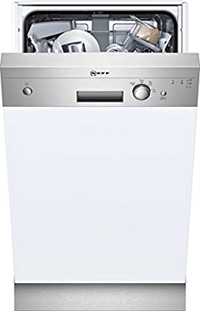 Neff GK 1400 CN lavavajilla Semi-incorporado 9 cubiertos A+ ...