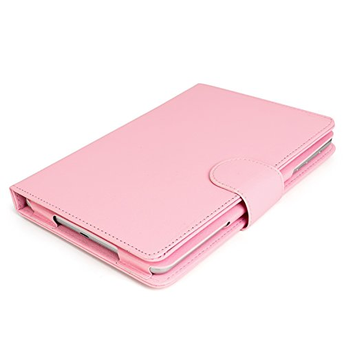 Imperii Electronics Te. 07.0017.08Schutzhülle mit Bluetooth Tastatur für iPad Mini 1, 2und 3, Pink