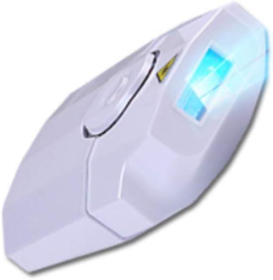 Instrumentación de depilación Instrumento de depilación láser permanente Mini máquina de depilación doméstica 300,000 Depilación luminosa Depilación Depilaciones Axilas Cara privada