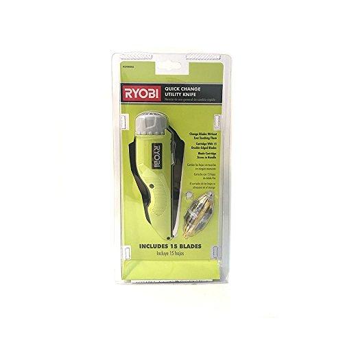 RYOBI Quick-Change Utility Knife