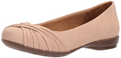 Girly Natural Flat Women's Ballet Soul Mauve BxBArEqS0w