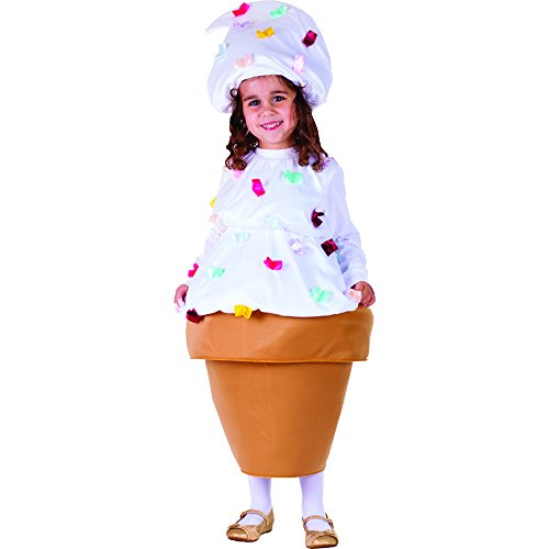 ice cream cone costume - 7