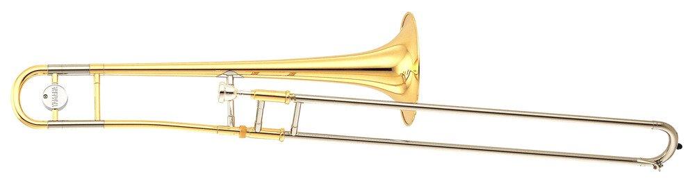 Yamaha YSL-354 Tenor Trombone Yamaha Music