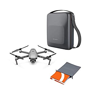 DJI Mavic 2 Pro Camera Drone Quadcopter + PGYTECH Carry Case Combo (with PGYTECH 50x50cm Landing Pad) 41pjZZ6v 2BdL