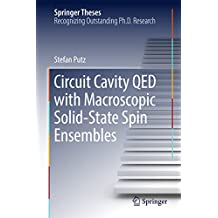 Circuit Cavity QED with Macroscopic Solid-State Spin Ensembles (Springer Theses)