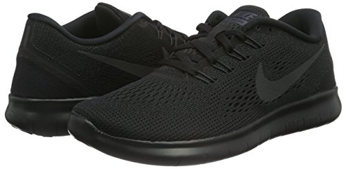 Noir Anthracite Rn Free Wmns Noir Course De Blanc noir Nike Pour Femme Training Chaussures FxAqwwzP
