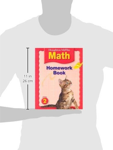 Houghton Mifflin Mathematics: Homework Book Consumable, Level 2 ...