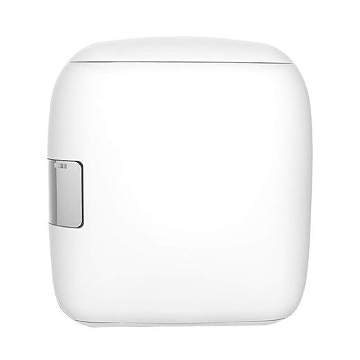 Nevera Portatil El Refrigerador Blanco Del Coche 9L, Pequeño ...