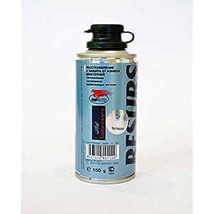 RESURS Fleet 150 g Top Quality Petrol Engine/Diesel Engine/LPG Engine/Car Engine Restorer Nano Technology Oil Additive/Engine Additive/Engine Treatment/Engine Restoration/Nano Restorer/Remetalizer