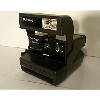 Amazon.com : Polaroid One Step Close-Up 600 Instant Camera ...
