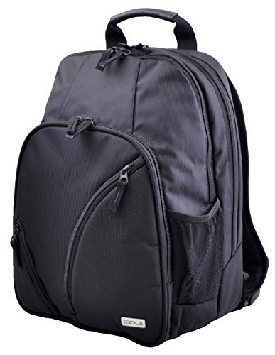 - CODi Tri-Pack Ballistic Backpack for Laptops Up To 15.6 inch (C7710)