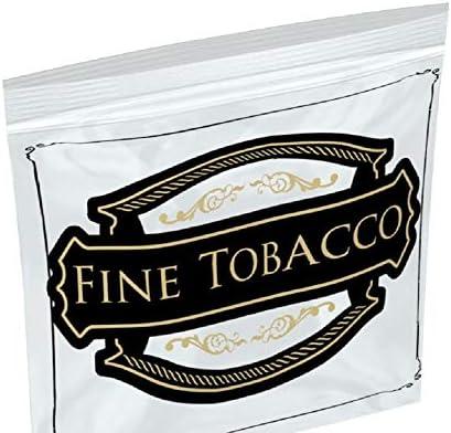 Amazon.com: Bolsas de tabaco con cremallera AMZ 6 x 6 ...