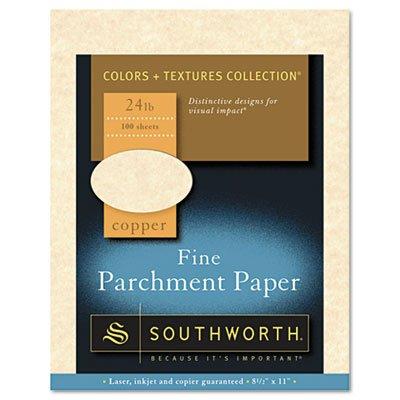 Southworth Company - Parchment Paper, 24 lb., 8-1/2