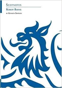 Book Robert Burns (Scotnotes Study Guides)