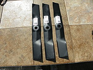 Rotary 15-10292 Lawn Mower Blades for John Deere, Set of ()