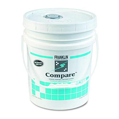 Compare F216026 5 Gallon Heavy-Duty General-Purpose Low-Foam Neutral Cleaner (Floor Cleaner 5 Gallon Pail)