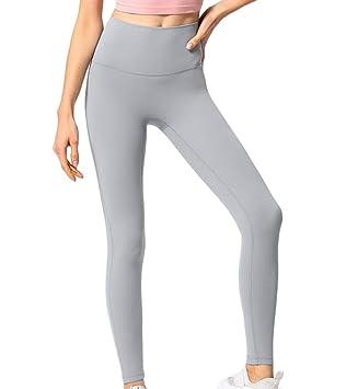 WENTSVEN - Mallas de cintura alta para mujer, pantalones ...